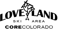Loveland Ski Area Core Colorado